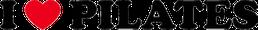 I Love Pilates Logo