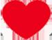 The I love Pilates Heart